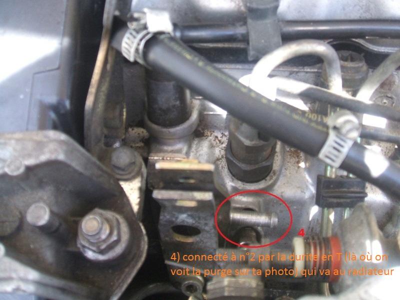 branchement tuyaux-durites Durite11