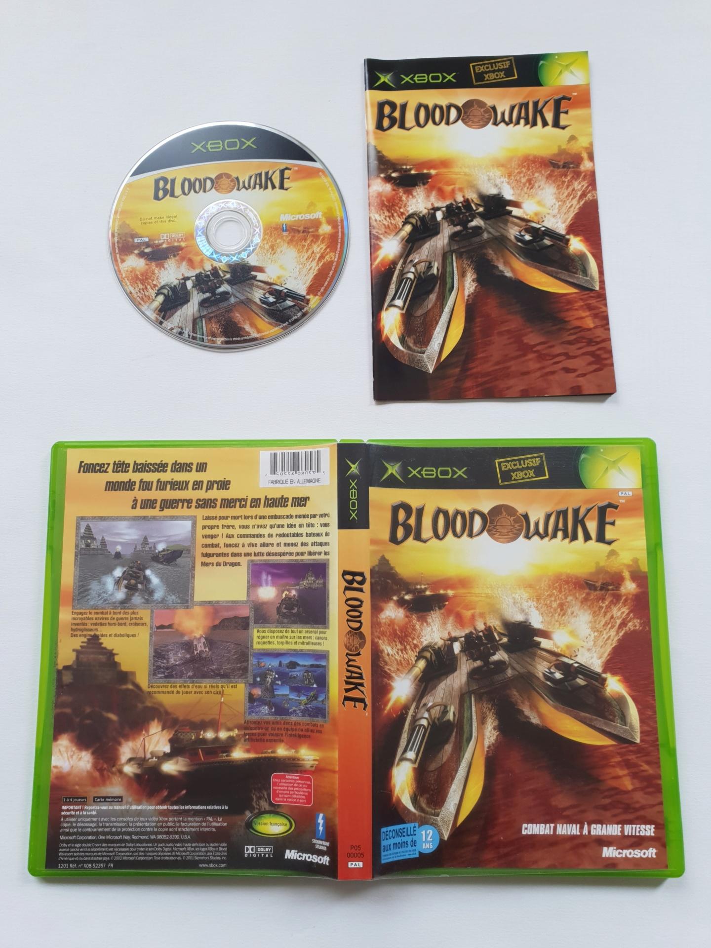 Blood Wake Bloode11