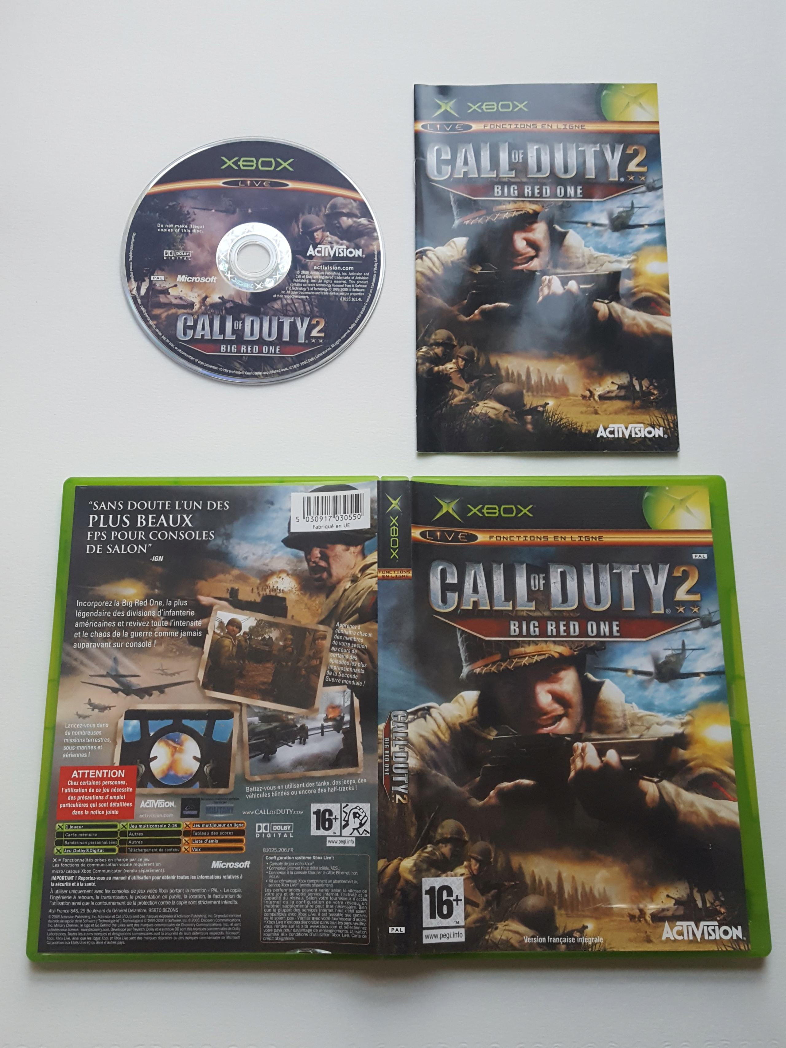 Call of Duty 2 - Big Red One Call_o27
