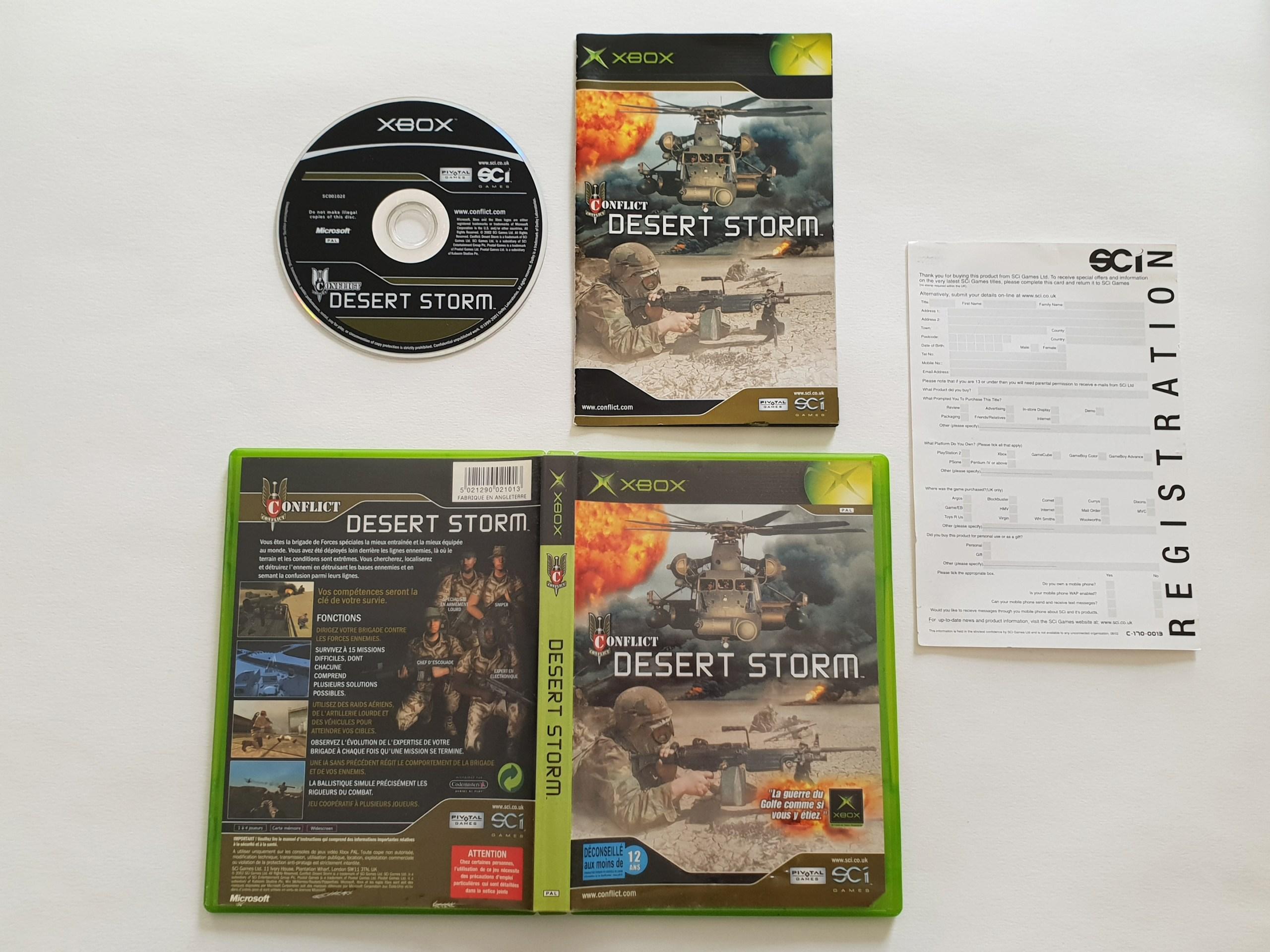 Conflict - Desert Storm Confli11