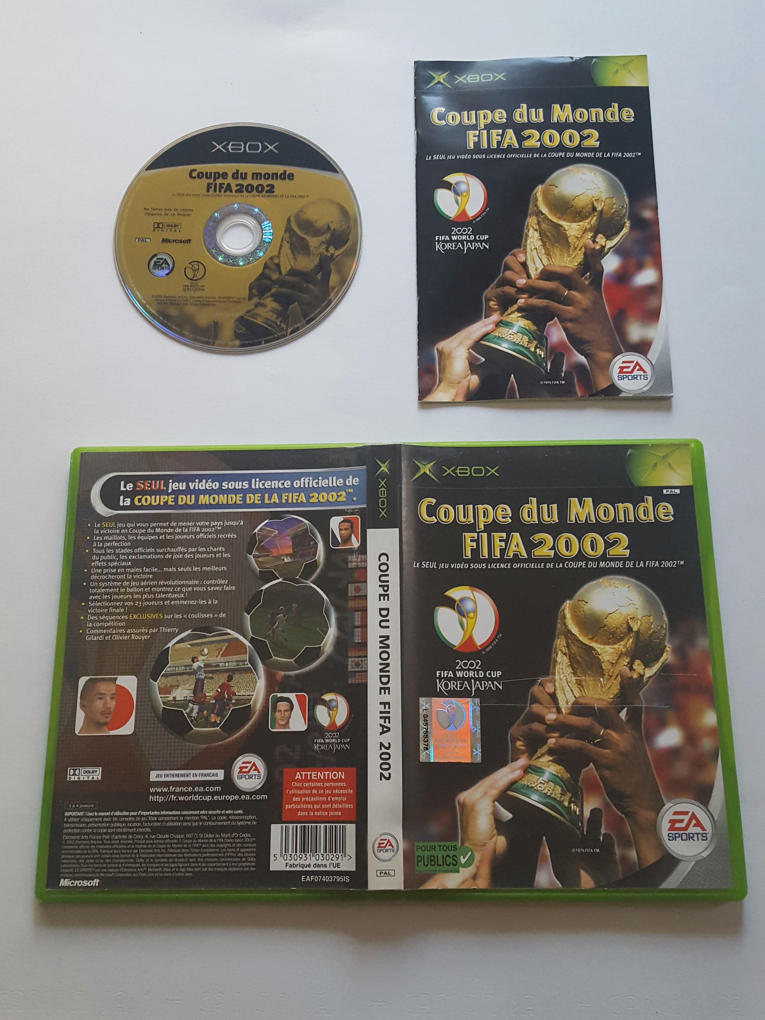 Coupe du Monde FIFA 2002 Coupe_10