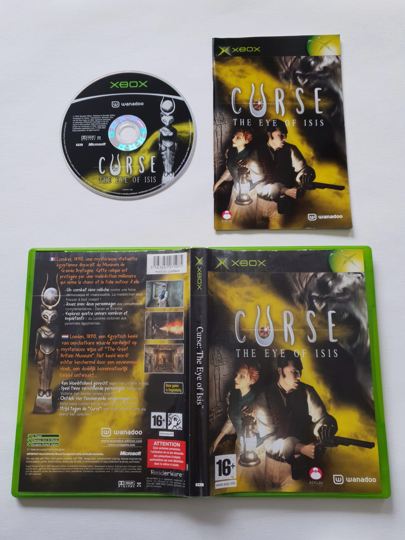 Curse: The Eye of Isis Curse_10