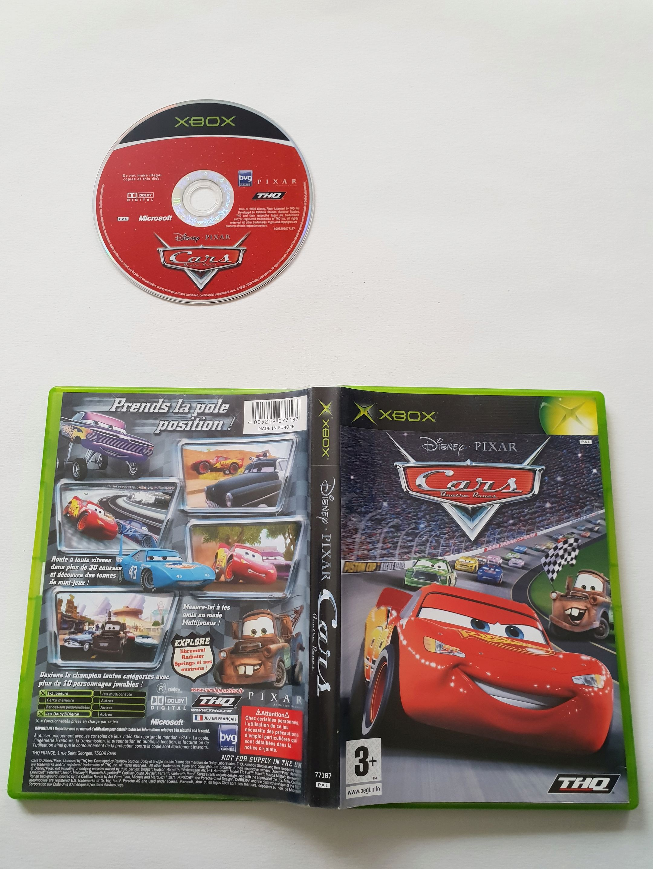 Disney Pixar - Cars Quatre Roues Disney22