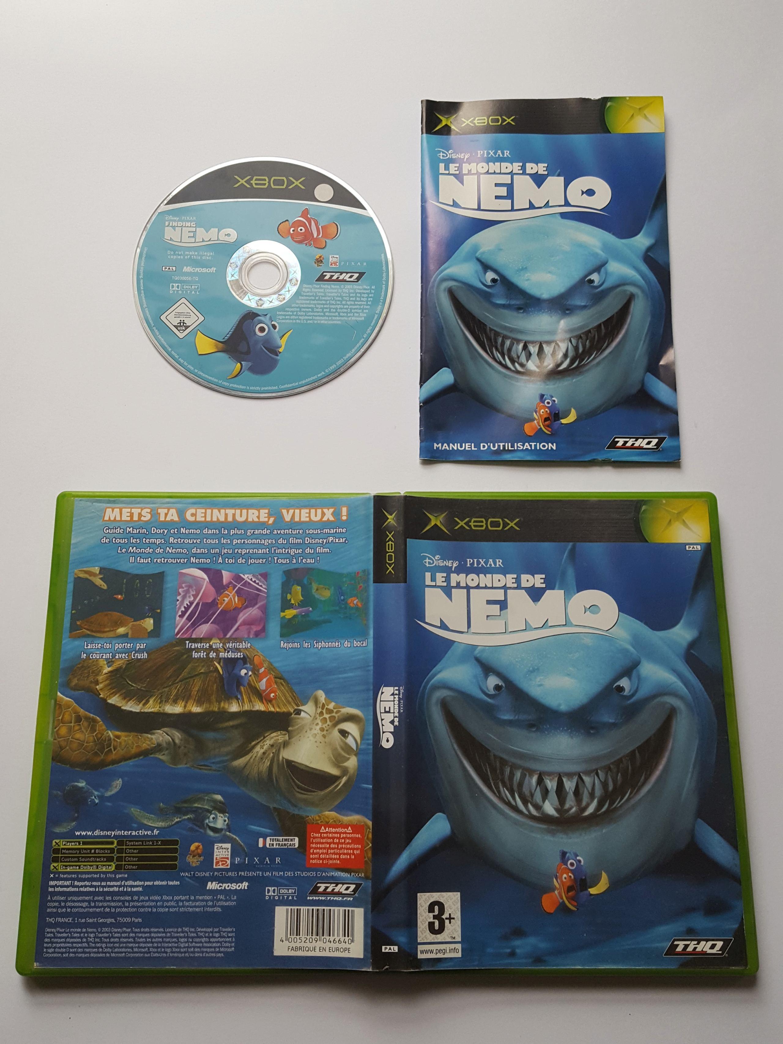 Disney Pixar - Le Monde de Nemo Disney23