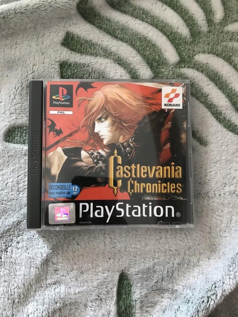 Castlevania Chronicles - Jeu Playstation PS1 - PAL FR Complet Psx Très Bon État S-l16011