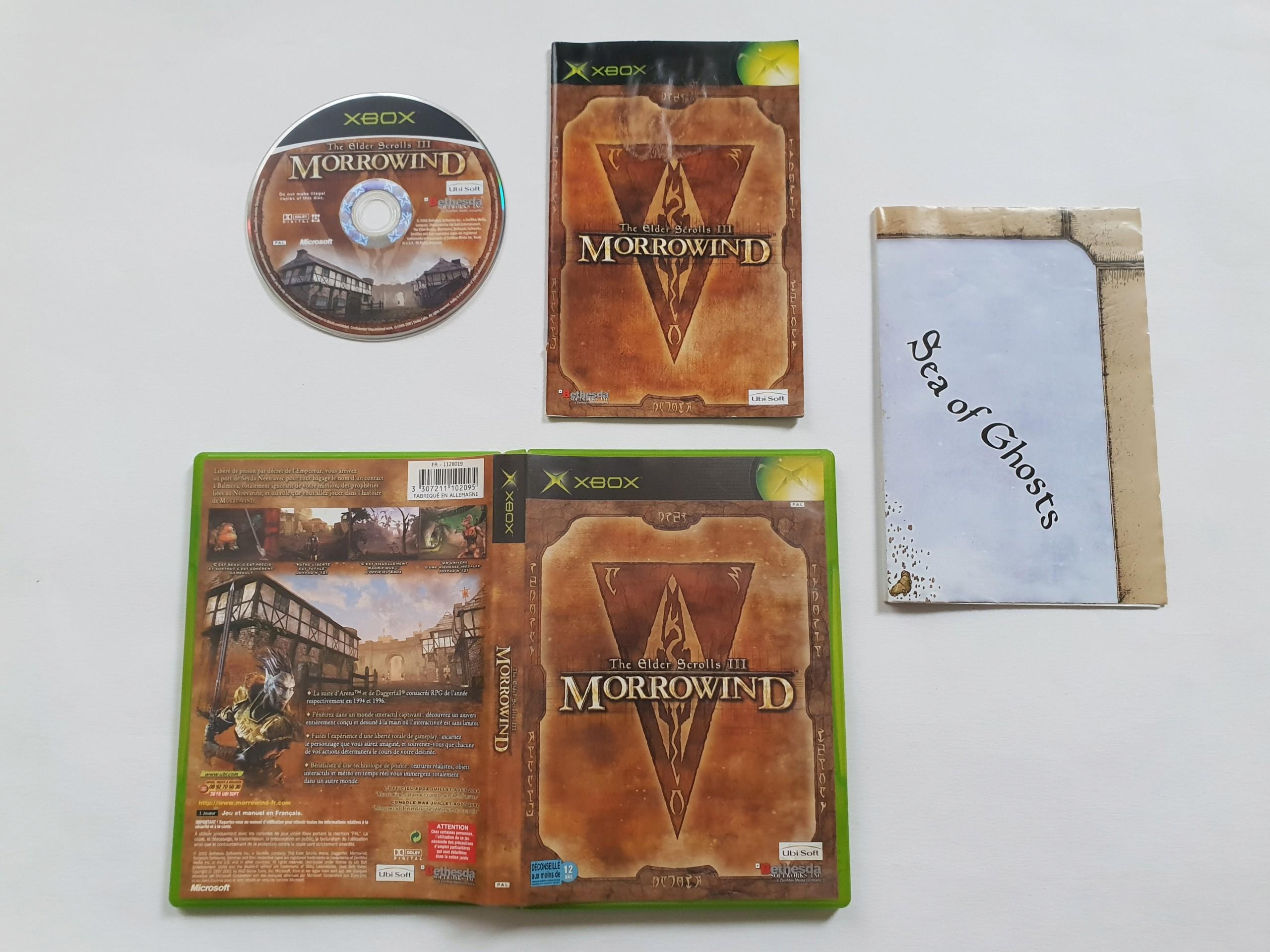 The Elder Scrolls III Morrowind The_el12