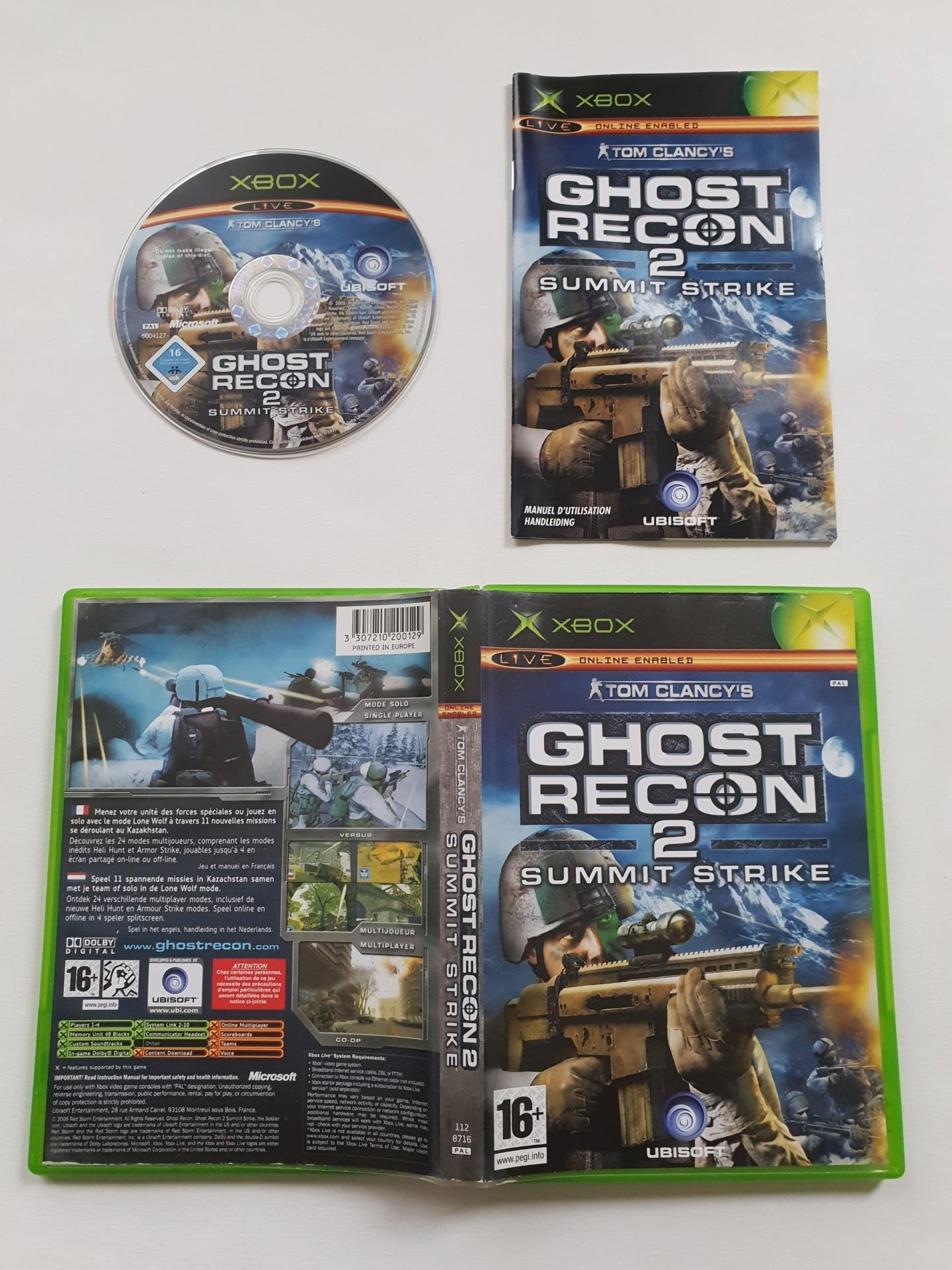 Tom Clancy's Ghost Recon 2 Summit Strike Tom_cl24