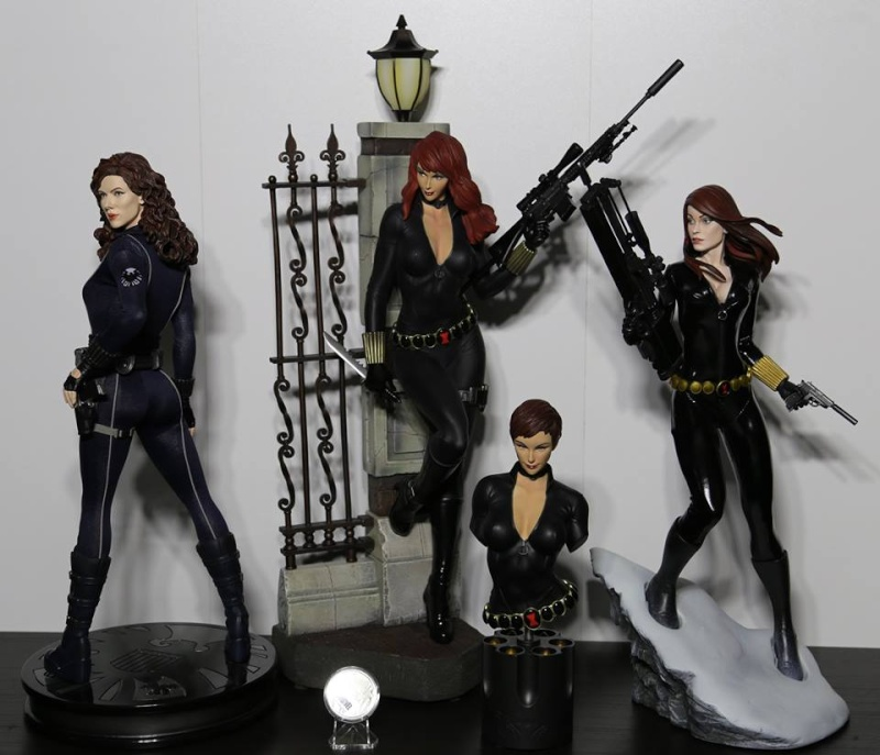 Premium Collectibles : Black Widow - Comics version - Page 4 10968510