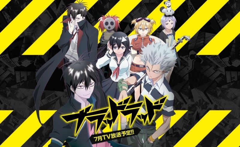 Critiques d'anime. Blood_10