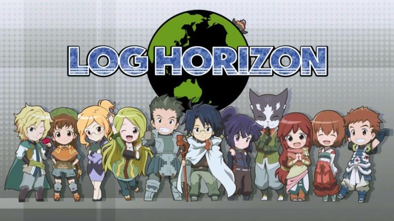 Critiques d'anime. Log-ho10