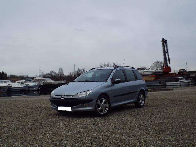 Nicolas4240| Peugeot 206 sw 2.0 hdi 90 xline clim 10900010