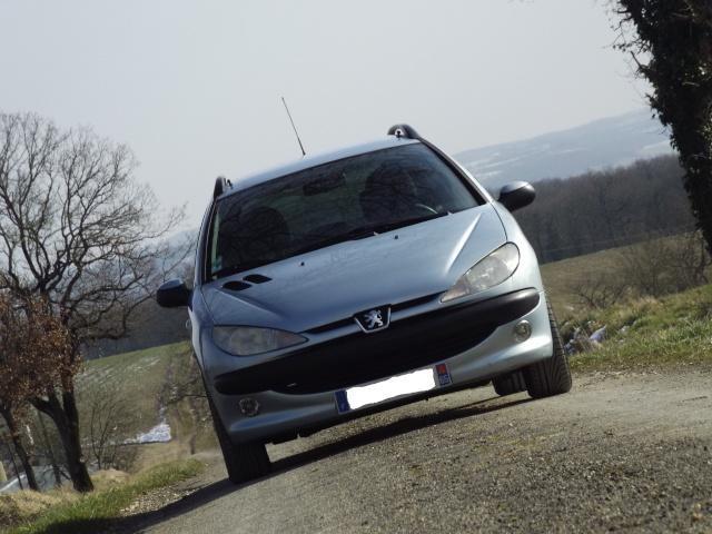 Nicolas4240| Peugeot 206 sw 2.0 hdi 90 xline clim Dscf2011