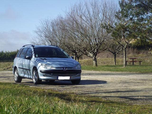 Nicolas4240| Peugeot 206 sw 2.0 hdi 90 xline clim Dscf2013