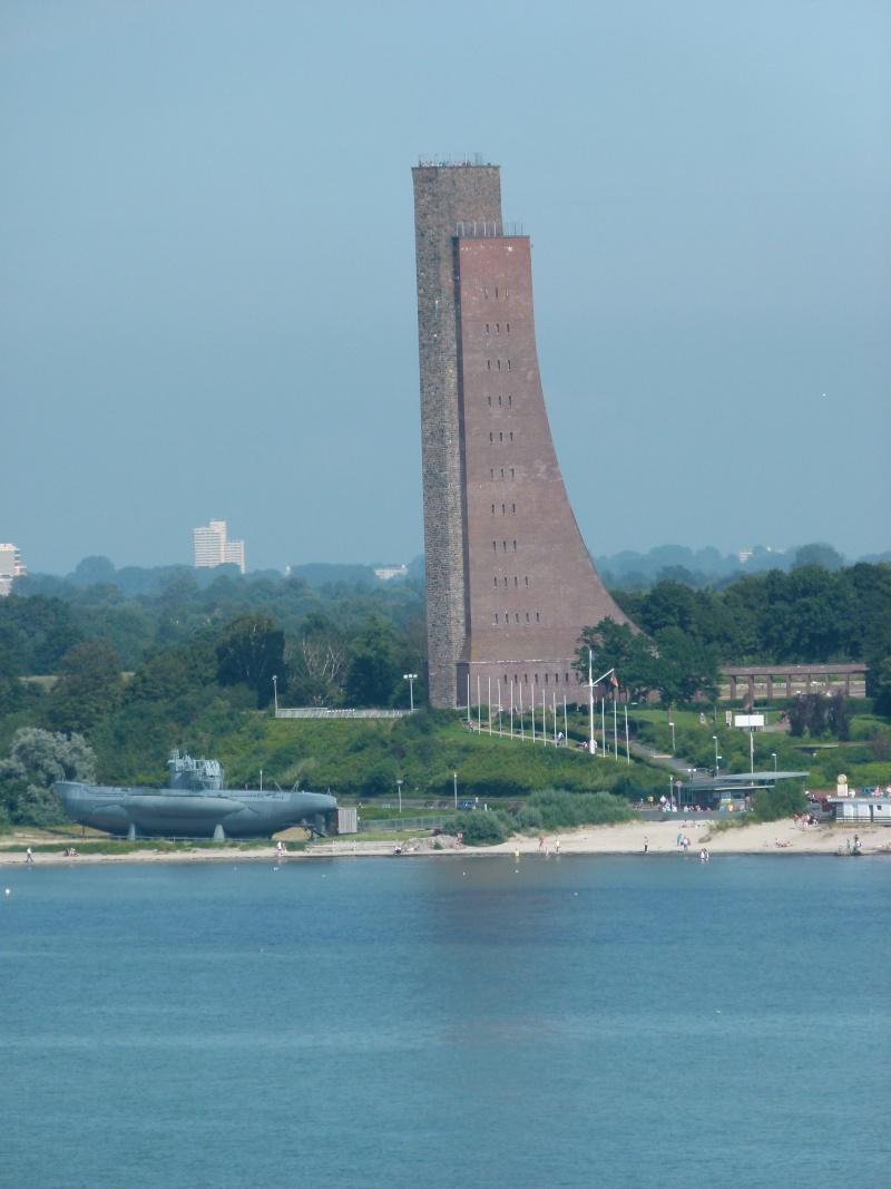 Kiel et l'hommage aux Sous-mariniers P1000115