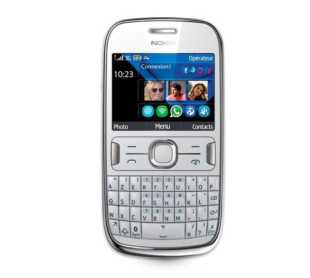 Les modes des différentes générations Nokia-10