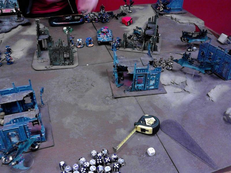 1000 points - Dark Eldar vs Night Lords 7th3_210