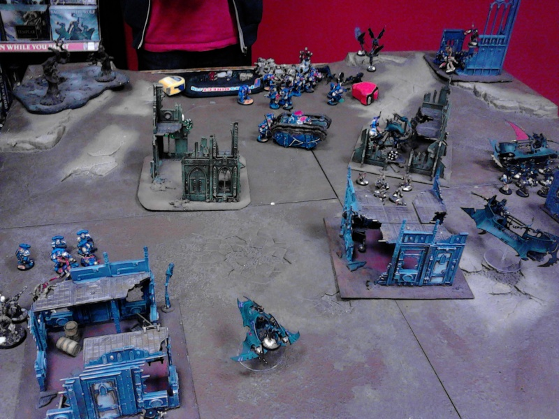 1000 points - Dark Eldar vs Night Lords 7th3_310