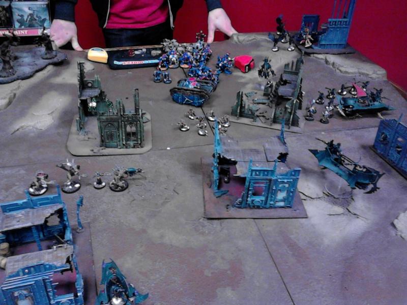 1000 points - Dark Eldar vs Night Lords 7th3_410