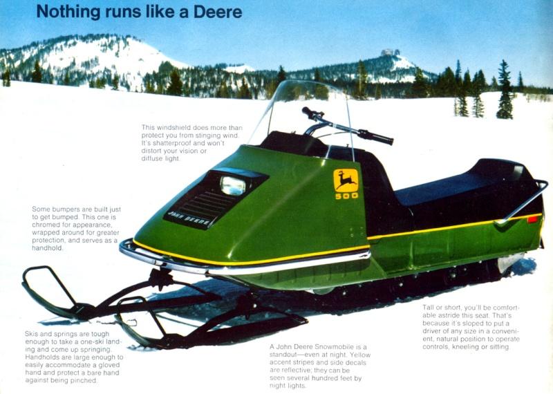 Motoneige John Deere, mais pas John Deere... 1972_j10