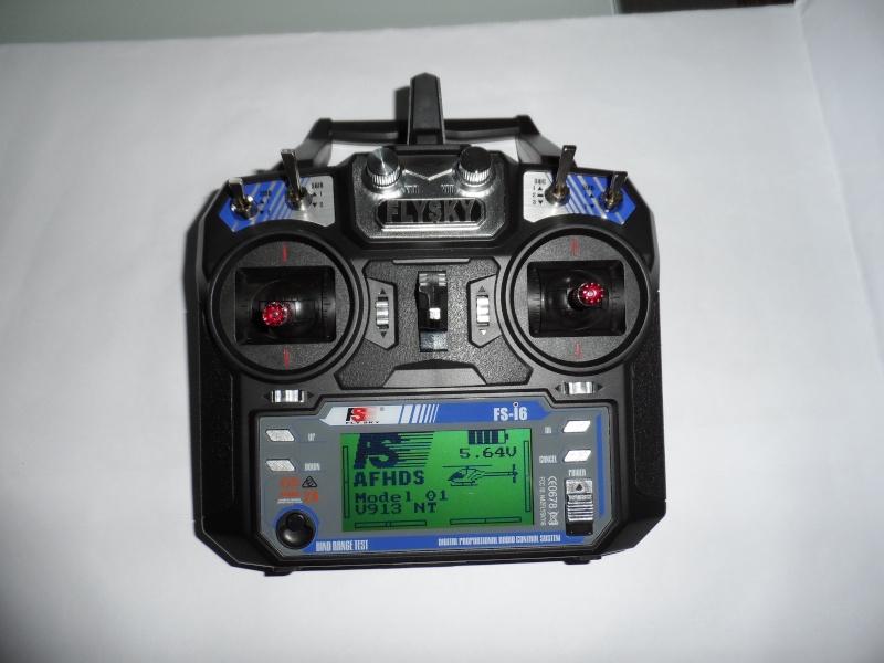 WL Toys V913 dual brushless A10