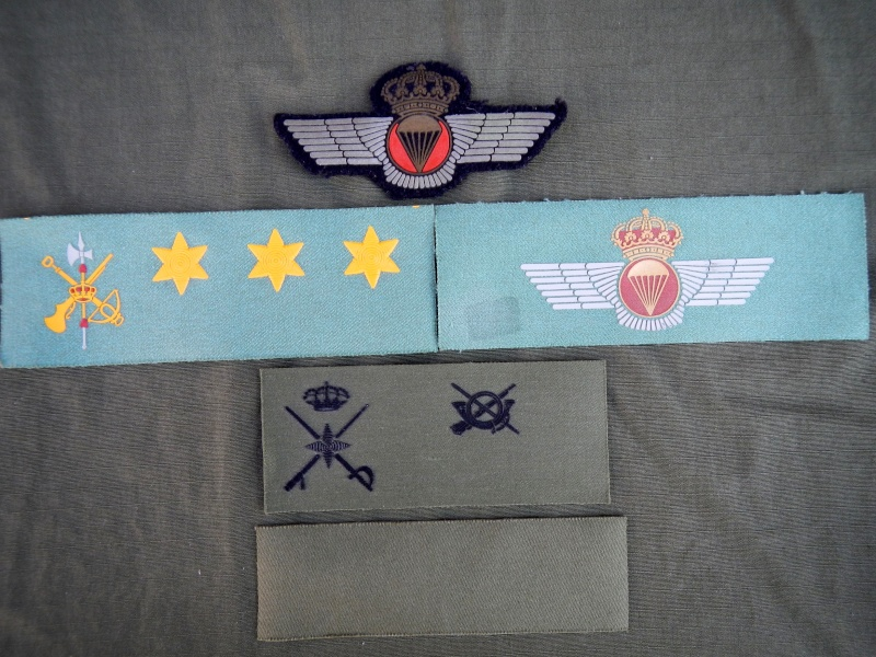 Spanish  Para patches Dscn0417