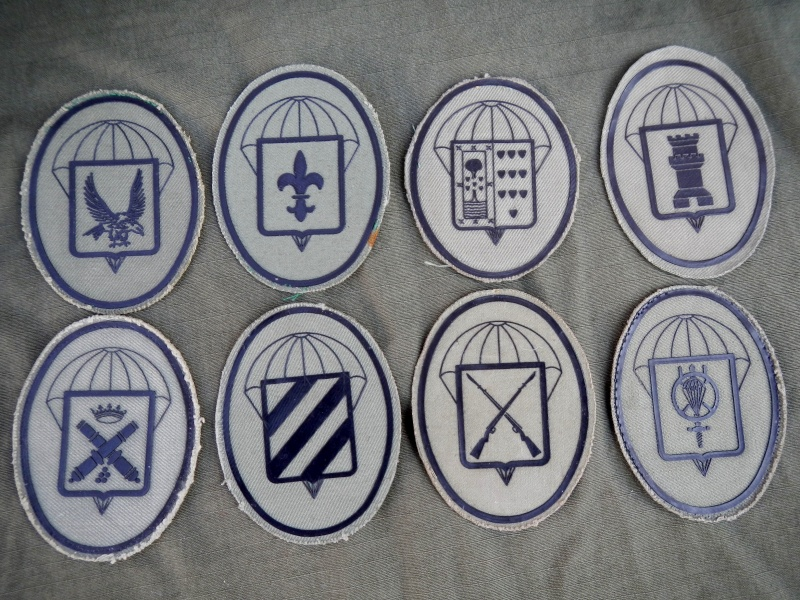 Spanish  Para patches Dscn0421
