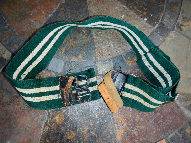 Rhodesian Army Medical Corps Stable belt Dscn0533