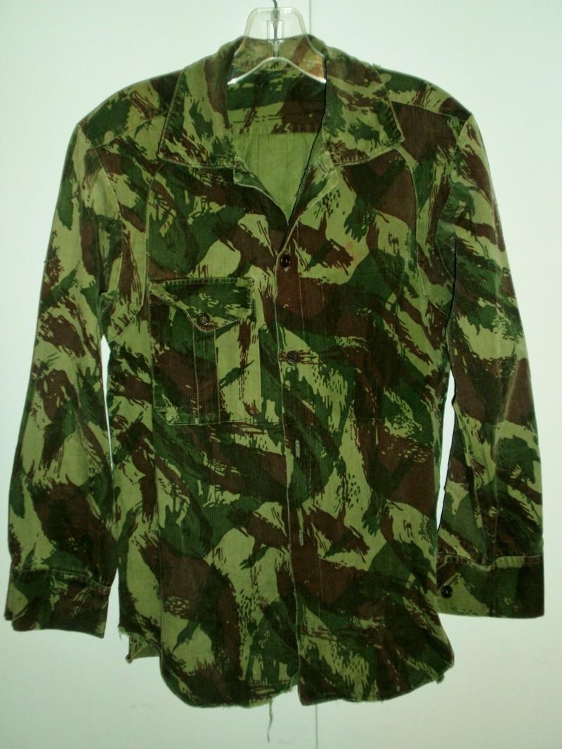 Portuguese uniform collection P1010033