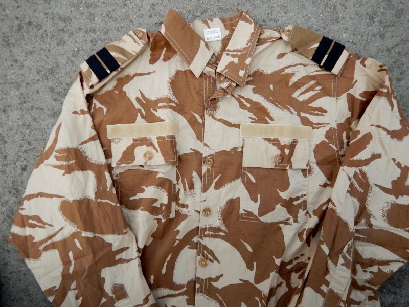 Desert Shirt-British Desert DPM Style. Romani20