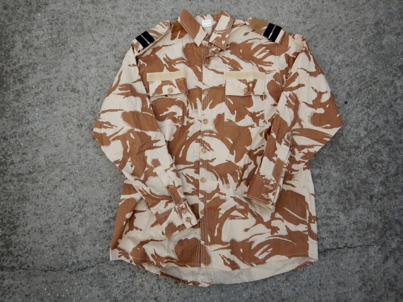 Desert Shirt-British Desert DPM Style. Romani21