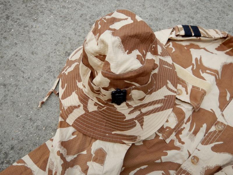Desert Shirt-British Desert DPM Style. Romani24