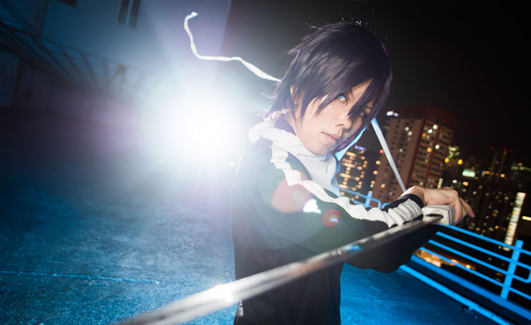 Cosplay Yato A482f210