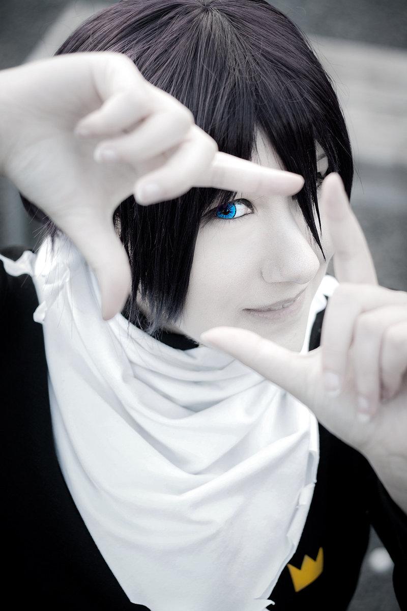 Cosplay Yato Yato_h10