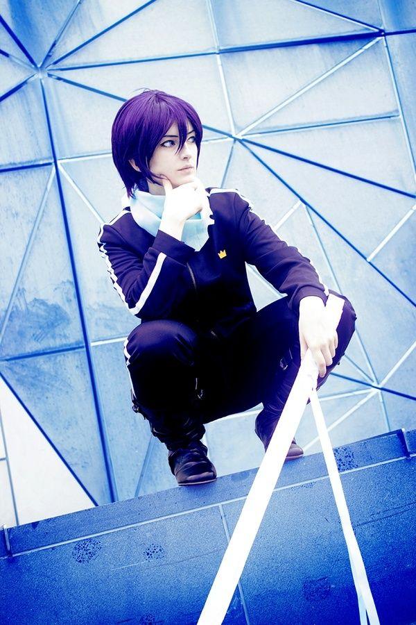 Cosplay Yato Yato_i10
