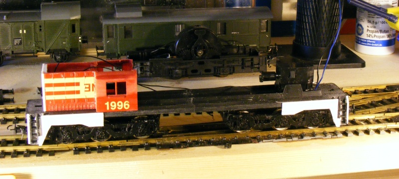 ...mal was Anderes, ein Yankee auf DB-Gleisen Dscf4810