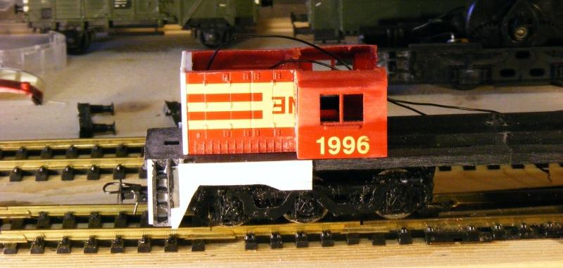 ...mal was Anderes, ein Yankee auf DB-Gleisen Dscf4811