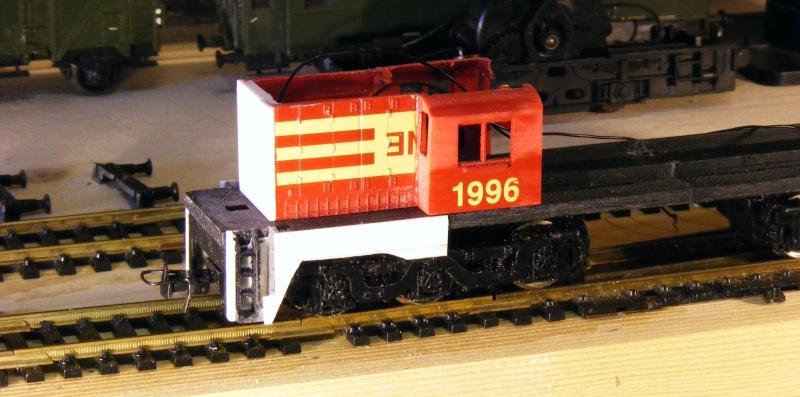 ...mal was Anderes, ein Yankee auf DB-Gleisen Dscf4812