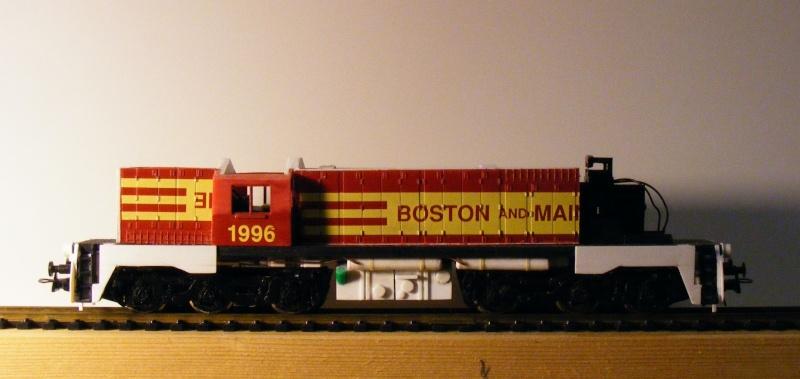 ...mal was Anderes, ein Yankee auf DB-Gleisen Dscf4825