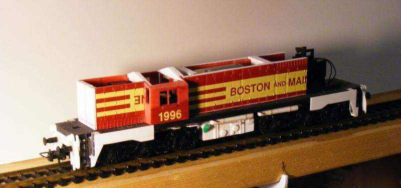 ...mal was Anderes, ein Yankee auf DB-Gleisen Dscf4826