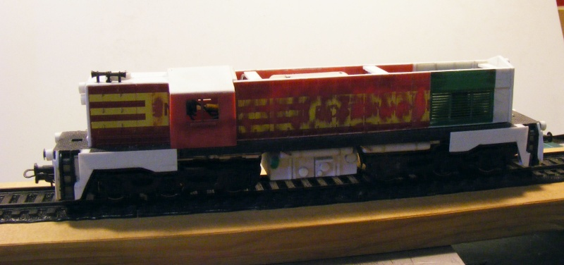 ...mal was Anderes, ein Yankee auf DB-Gleisen Dscf4912