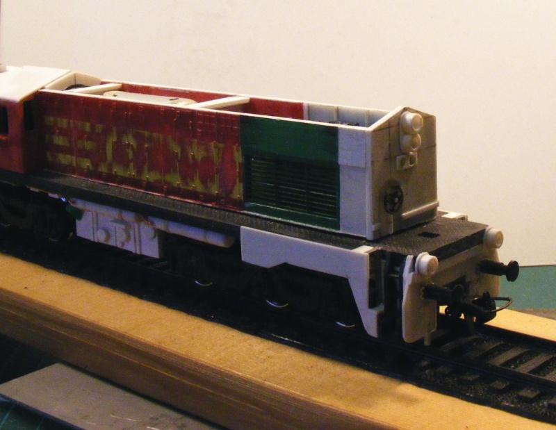 ...mal was Anderes, ein Yankee auf DB-Gleisen Dscf4914