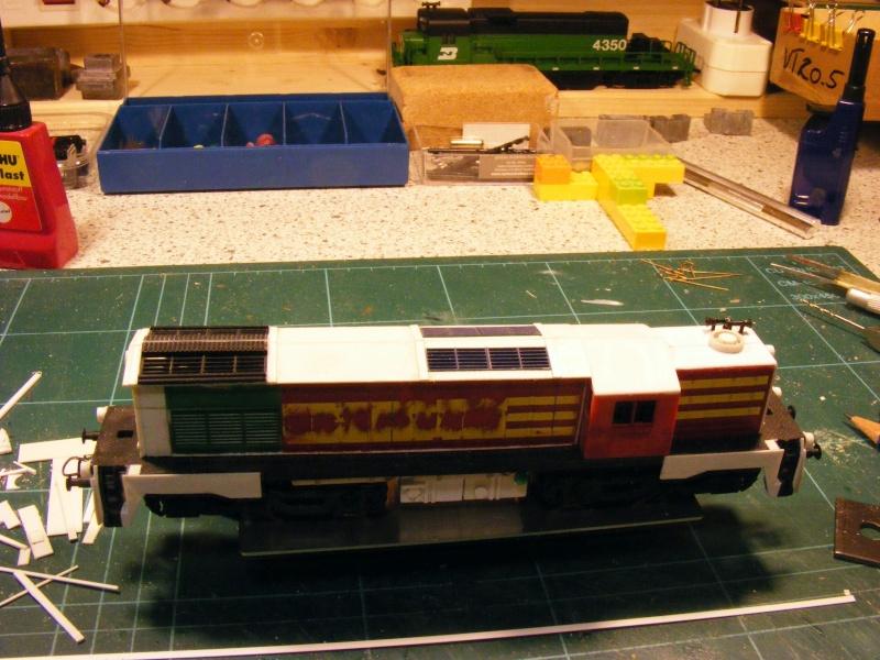 ...mal was Anderes, ein Yankee auf DB-Gleisen Dscf4915