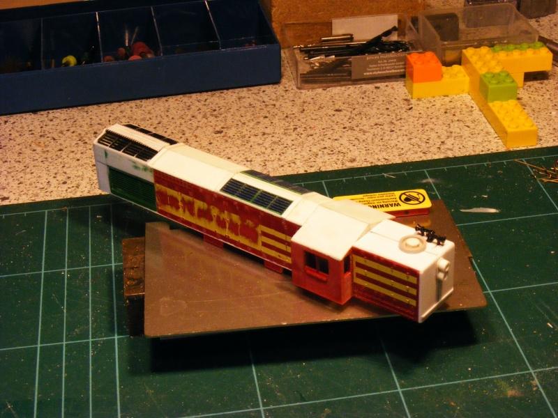 ...mal was Anderes, ein Yankee auf DB-Gleisen Dscf4917