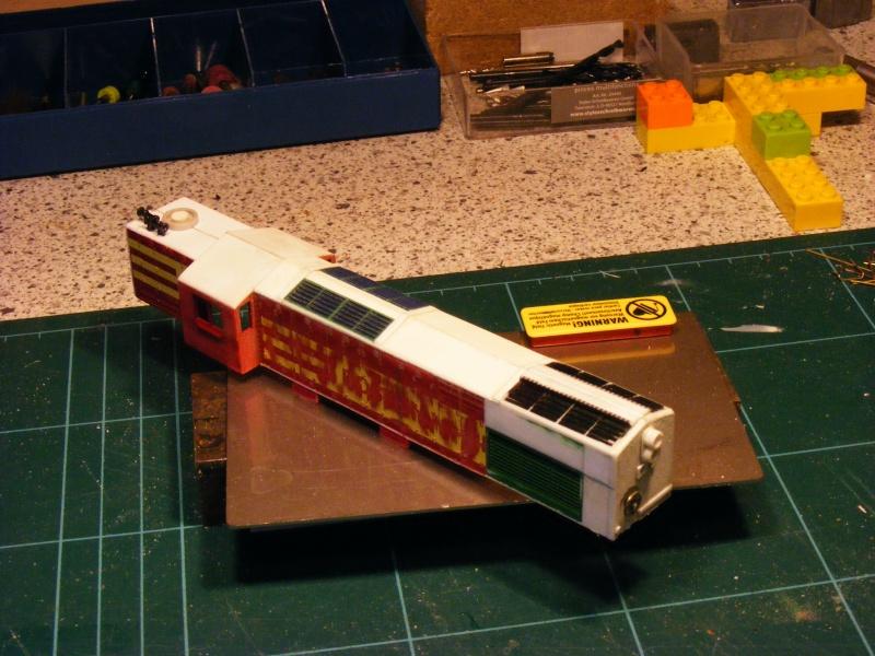 ...mal was Anderes, ein Yankee auf DB-Gleisen Dscf4918