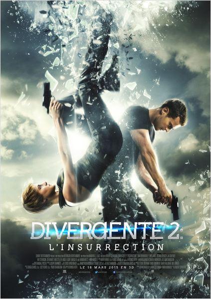 Divergent 2 : L'insurrection / Insurgent Affich10