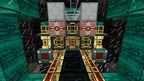 Grimtongue's Fortress from Oasis-FTB
