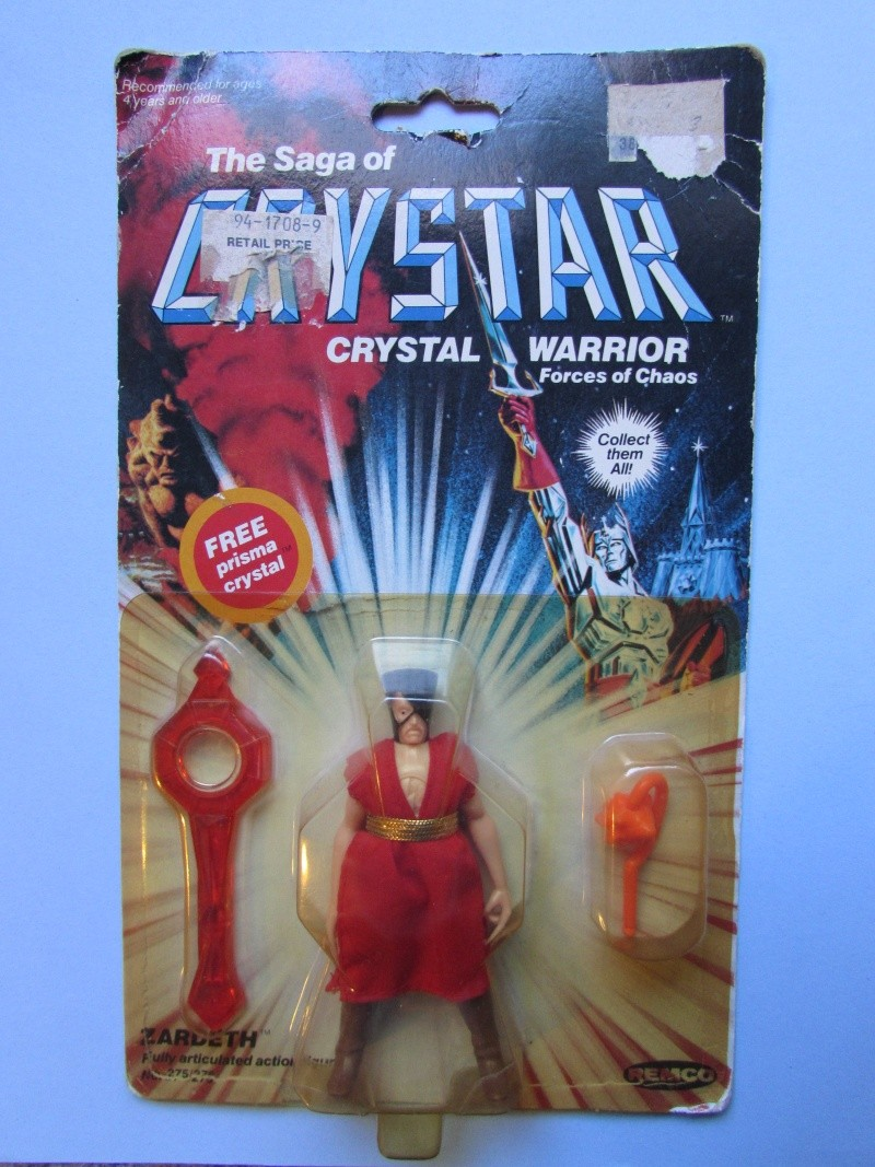 Does anyone else collect Crystar ? 00613