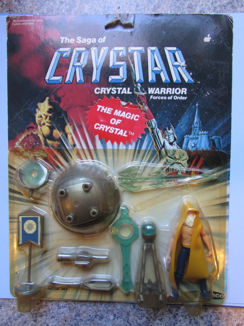 Does anyone else collect Crystar ? 01113