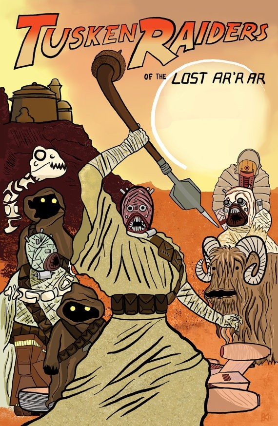 Star Wars - The Cool Weird Freaky Creepy Side of The Force - VOL 2 - Page 3 5e5eae10