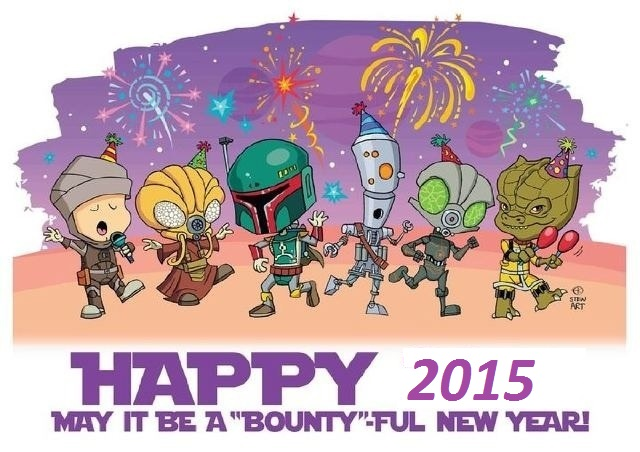 Happy new year Tigger's 2015  Blogge10